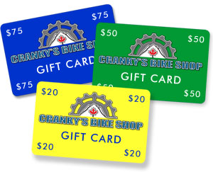 Cranky's Gift Cards